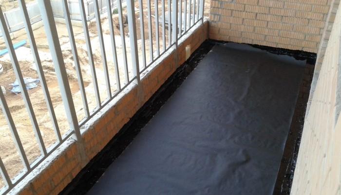 Ремонт балкона 223569
